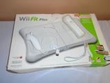 Wii Fit Plus Board-Wii Remote-Wii Nunchuck Control