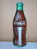 Metal Coca-Cola Thermometer