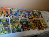 Large Group of Vintage Comic Books