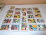 24 Vintage Batman Trading Cards