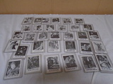 (32) Uninversal Pictures Spook Talk Trading Cards