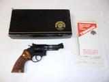 Taurus 357 Magnum 6 Shot Revolver w/ Box and Manuals