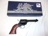 Heritage 22LR 6 Shot Revolver w/ Box and Gun Lock