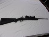 Waffenfabrik Steyr Austria Mil 308 Bolt Action Rifle w/ Bushnell Scope