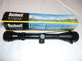Bushnell Banner Dusk and Dawn 3-9x40 Scope