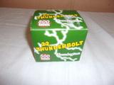 500 Round Box of Remington 22 Thunder Bolt