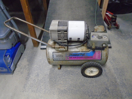 Campbell Hausfeld Powerpal 3/4HP Air Compressor
