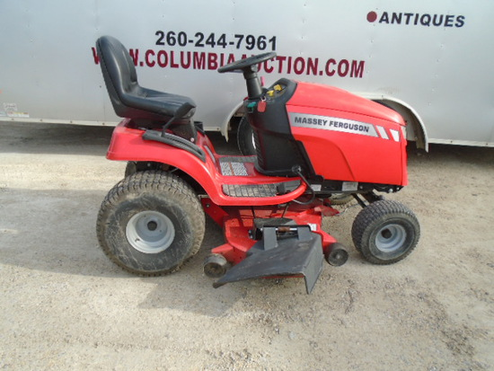 "Massey Ferguson 2500 48"" Cut Riding Mower"