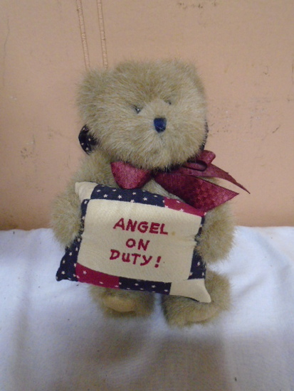 "Boyd's ""Angel On Duty"" Bear"