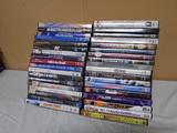 36 DVDs