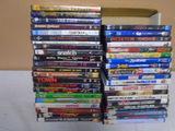41 DVDs