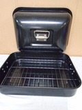 Large Dome Lid Roaster w/Rack