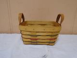 1995 Longaberger Basket