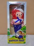1979 Knickerbocker Ragagy Andy Doll in Box