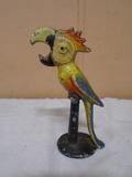 Cast Iron Parrot Bottle Opener
