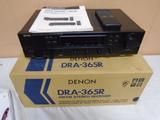 Denon DRA-365R AM-FM Stereo Receiver