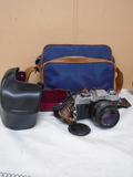 Minolta XG-1 35mm w/ Carry Bag