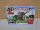 4D+ Augmented Reality Flashcards and VR Headset