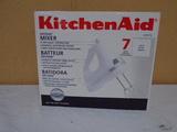 KitchenAid 7 Speed Hand Mixer