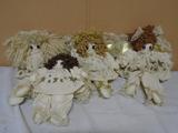 4pc Cloth Angel Doll Group