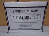 Brand New King Size Sheet Set