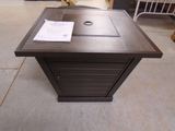 30 In. Gas Fire Pit Table