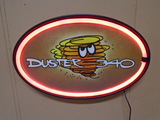 Plymouth Duster 340 Lighted Sign