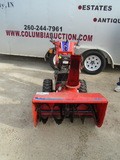 Simplicity 1732p Snowblower with 5 Forward and 2 Reverse Speeds