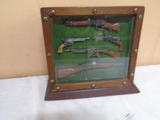 Gun Display Shadow Box
