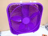 Lasko 3 Speed Box Fan