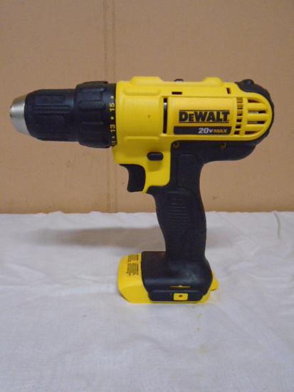 """Brand New Dewalt 20 Volt Max 3/8"""" Cordless Drill"""