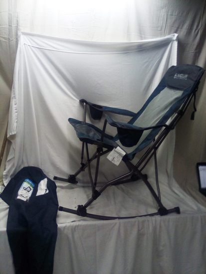Magellan Outdoors Rocking Camp Chair