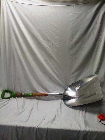 Aluminum Scoop Shovel