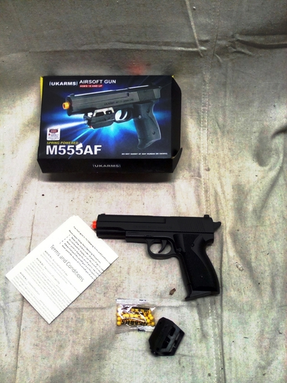 UKArms Air Soft Pistol
