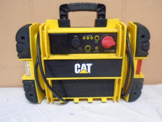 CAT CJ3000 Jump Box w/ LED Work Light