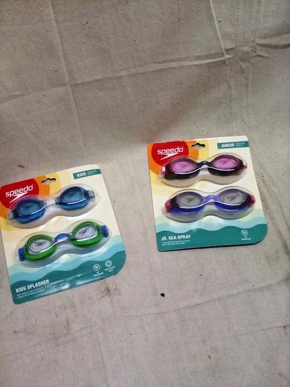 Speedo Kids Splasher Goggles