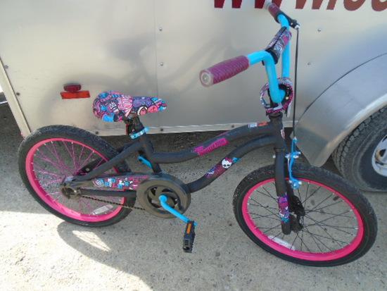 Monster High 20in Girls Bike
