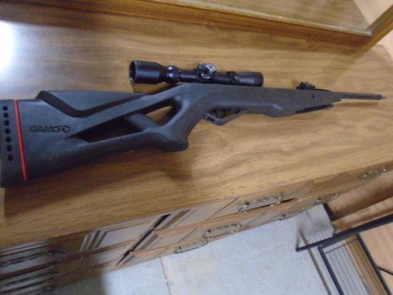 Gamo Shadow Whisper High Power Air Rifle w/ Scope-Like New