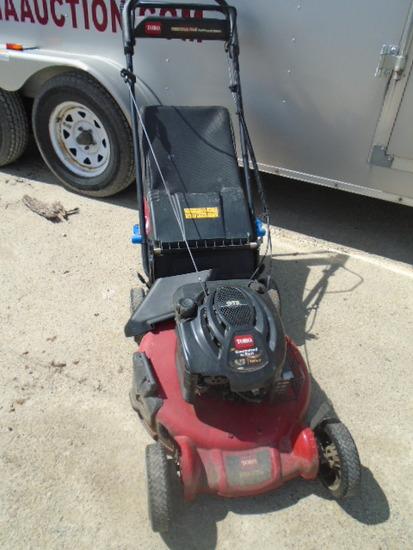 Toro Personal Pace 6.75HP Rear Bagger Mower