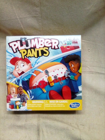 Plumber Pants Hasbro Game