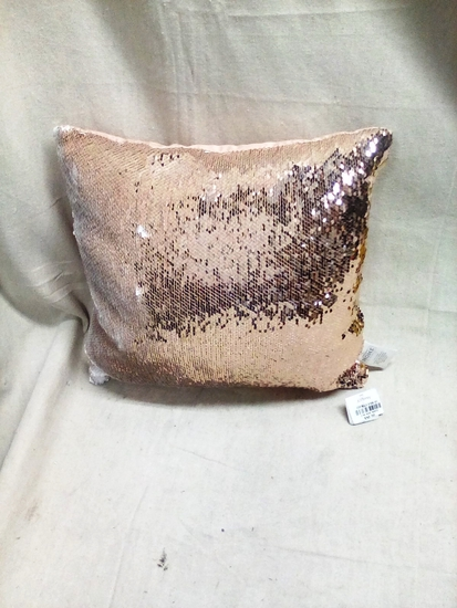 JCPenny Home Sequined Throw Pillow
