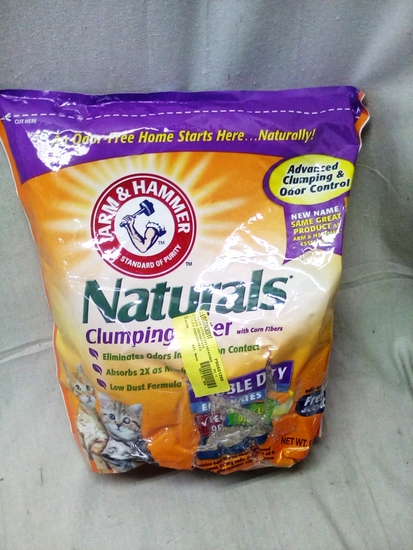 Arm & Hammer Naturals Kitty Litter