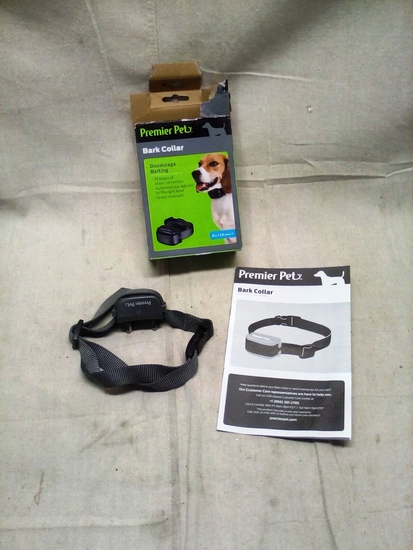 Premier Pet Bark Collar