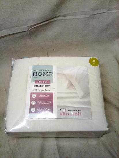 JCPenny Home Ultra Soft Sheet Set