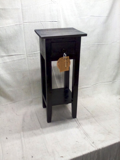 Sunset Trading Small Side Table with Drawer