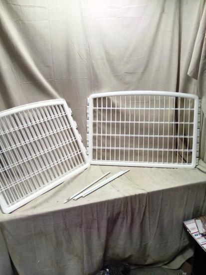 Composite Pet Yard Panels