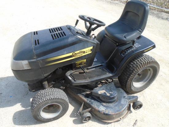 "Quality Farm & Country Pro 25HP 52"" Cut Riding Mower"