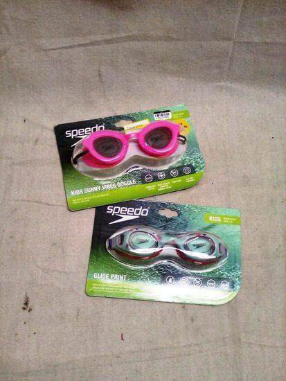 Speedo Kid's swim goggles