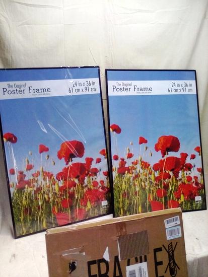 Pair of Original Poster Frames