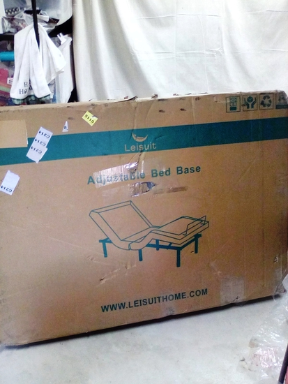 Queen Size Zero Gravity Adjustable Bed Base